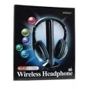 Безжични Слушалки 9-в-1 HI-FI Мултимедиен Комплект