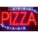 Светеща Рекламна Табела - PIZZA